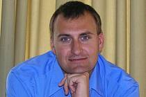 Místostarosta Písku Tomáš Dušek.