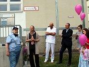 V písecké nemocnici otevřeli nový babybox.