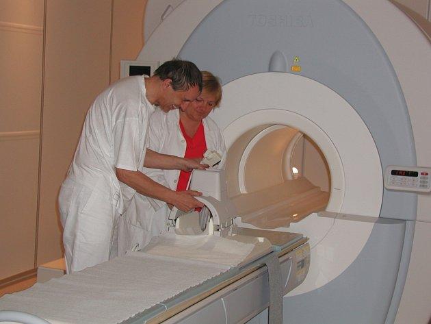 Jen ve dvou nemocnicích na jihu Čech funguje magnetická rezonance. Jednou z nich je písecká nemocnice.