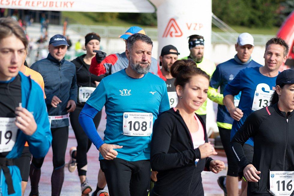 6. ročník Královského maratonu města Písku.