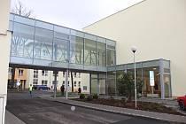 Písek, nový pavilon Q v Nemocnici Písek. Ilustrační foto
