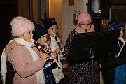 Vánoční koncert v Protivíně.