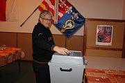 Volby v Oslově.