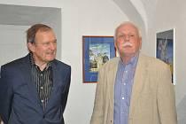 Jan Novotný a Petr Brukner.
