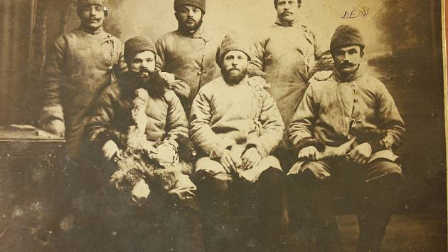 Mezi legionáři byli i muži z Kovářovska.