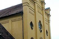 Synagoga v Soukenické ulici v Písku.