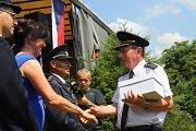 Oslavy 120. výročí založení Sboru dobrovolných hasičů v Líšnici.