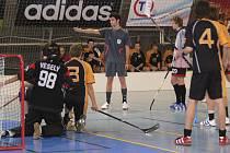 Jednou z víkendových akcí v okrese bude nedělní florbalový turnaj mužů v Písku.