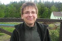 Martina Skřivanová pracuje v lesní školce.