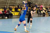 Handball club Zlín – Sokol Písek 21:21 (10:8)