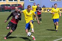 FC Písek - FK Dobrovice 1:0 pen. (0:0) - Pen.: 4:3.