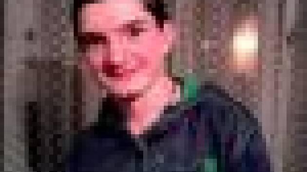 Pohřešovaný Oldřich Rubeš.