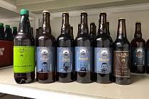 Každý z majitelů pivovaru v Čížové má vlastní pivo
