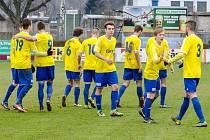 Fotbalisté FC Písek vybojovali dva body na Žižkově