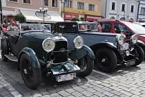 Automobily značky Lagonda.
