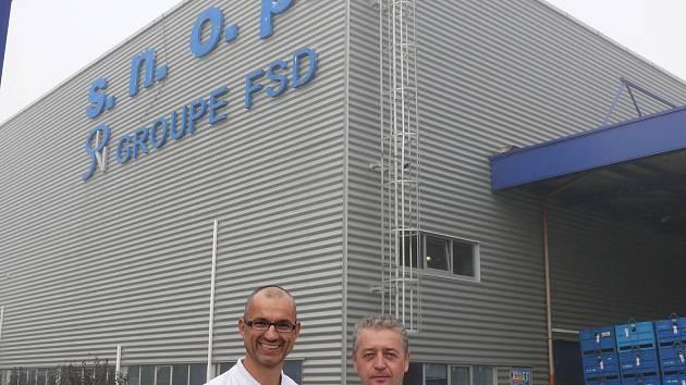Firma, která se chystá stavět v průmyslové zóně v Písku.