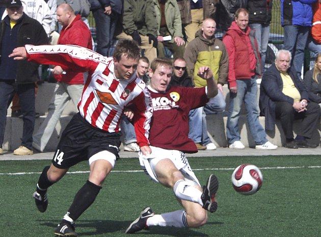 FC Písek - ilustrační foto.