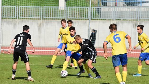 Česká Liga dorostu: FC Písek - Dynamo ČB B 3:0.