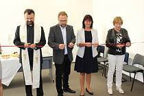 Písecká charita slavnostně otevřela nové prostory.