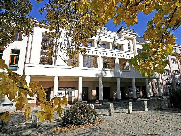 Divadlo Fráni Šrámka Písek.Ilustrační foto