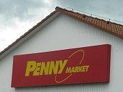Penny - vizualizace.