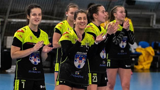 Sokol Písek - Handball PSG Zlín 22:23 (12:14)