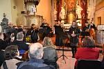 Adventní koncert v Čimelicích.