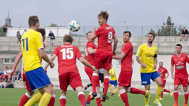 FC Písek - FK Králův Dvůr 3:0 (1:0)