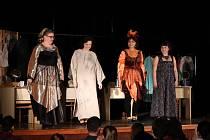 Divadelní představení Dámská šatna