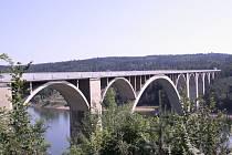 Orlická přehrada - ilustrační foto.