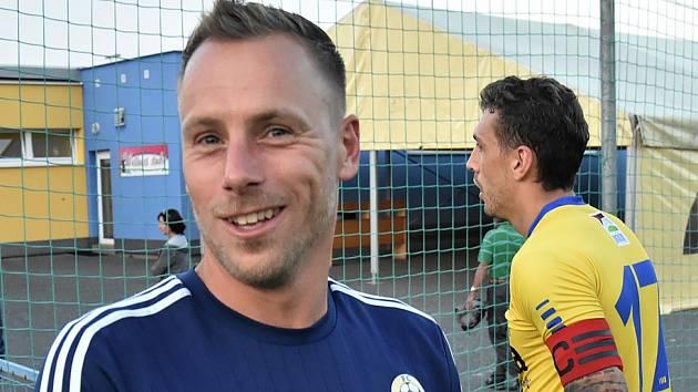 Kouč Milan Nousek převzal tým Písku po Rostislavu Grossmannovi.