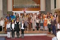 Benefiční vánoční koncert Rotary clubu Písek.