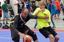 V sobotu se uskuteční 6. ročník Kočí Algorit streetball cupu.
