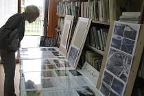 Výstava dokumentů o historii Podolí I a jeho osad.