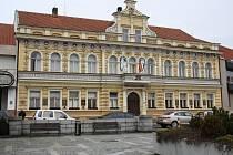 Milevská radnice.