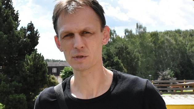 MISE SPLNĚNA. Trenér Vladislav Jordák dokázal interligu pro Písek zachránit a už nyní se těší na další ročník.