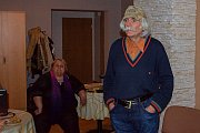 25. setkání Protivínského vlastivědného klubu, tentokrát s výtvarníkem Petrem Pflegerem.