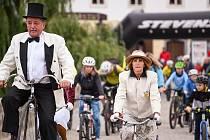 Jízdou ulicemi města cyklisté upozornili na skutečnost,  že i oni mají své místo v městské dopravě.