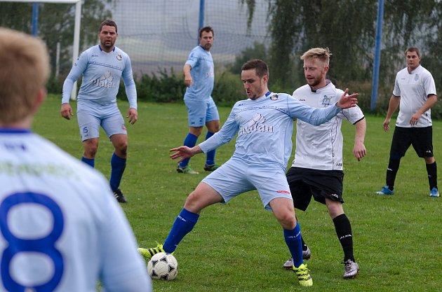 TJ Sokol Krč – FK Protivín B 1:4 (1:2)