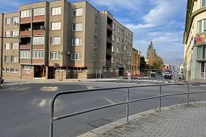 Na rekonstrukci Zeyerovy ulice naváže oprava přilehlé křižovatky.