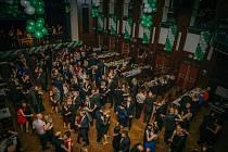 Ples Schneider Electric zve na tanec i mnohá vystoupení.