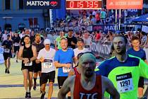 Ilustrační foto. Tisíce běžců v rozpálené Olomouci.