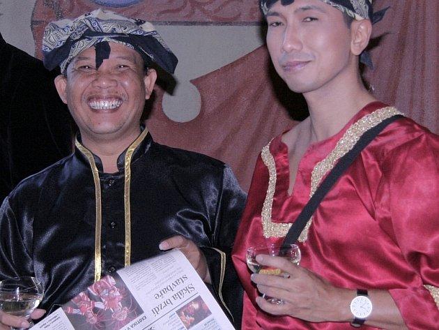 Tanečníci z Jakarty