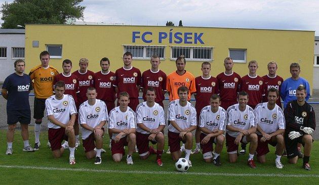 Jedním ze sportovních kolektivů, který je mezi nominovanými v anketě Nejúspěšnější sportovec Písecka za rok 2008  v kategorii kolektiv, jsou třetiligoví fotbalisté FC Písek.