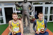 Závod republikového seriálu vytrvalostních běhů RUN TOUR v Pardubicích.