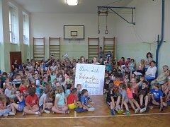 Dětský den v Mirovicích.