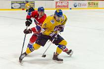 Ihc Písek - NED Hockey Nymburk 2:4.