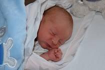 Štěpán Dudek z Písku. Prvorozený syn Pavly a Martina Dudkových se narodil 18. 1. 2020 v 10.50 hodin. Při narození vážil 3200 g a měřil 49 cm.