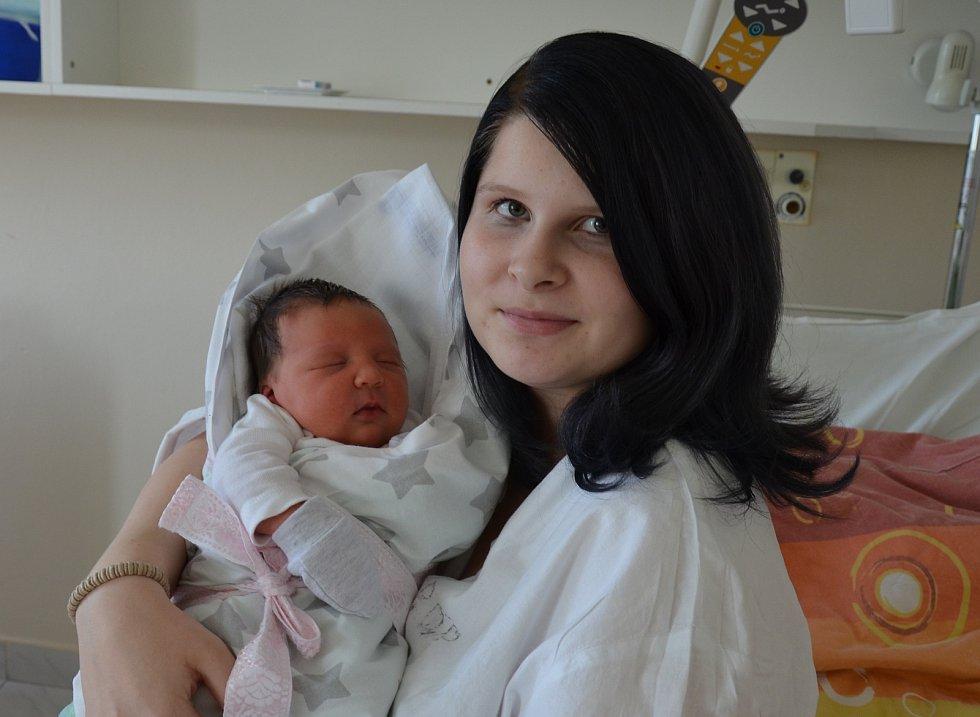 Nikola Bílková zProtivína. Prvorozená dcera Lucie a Jakuba Bílkových se narodila 3. 4. 2019 ve 23.44 hodin. Při narození vážila 3800 g a měřila 49 cm.