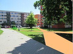 Tak bude vypadat Truhlářská ulic po rekonstrukci.